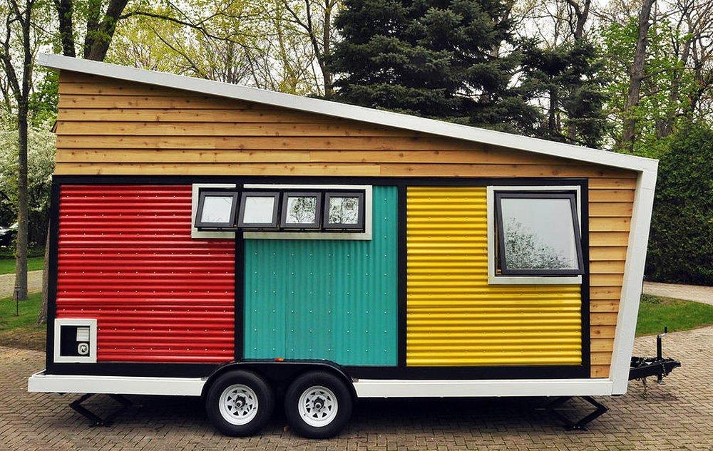 Toy Box – tiny home