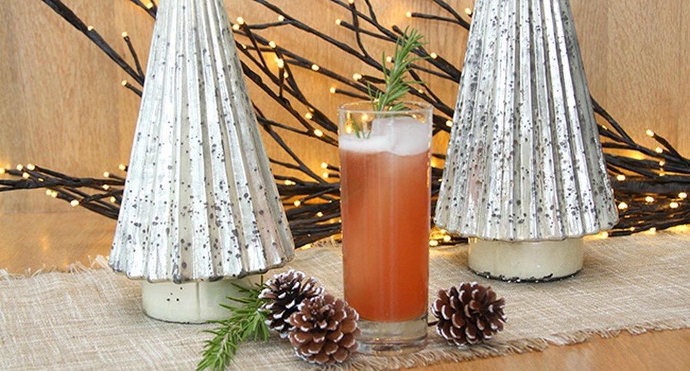 Winter's Eve – autumn cocktail