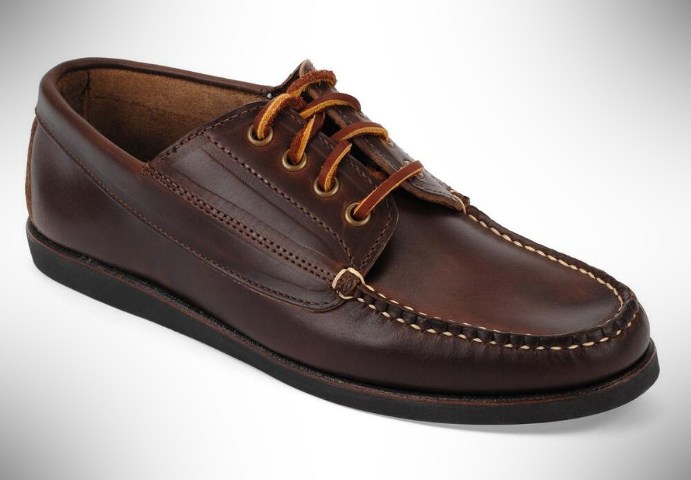 Yarmouth USA Camp Moc Slip On – boat shoes that are business casual