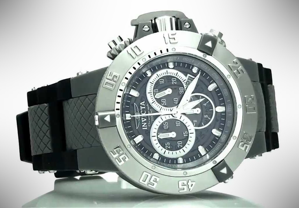 0927 Anatomic Chronograph – invicta watch