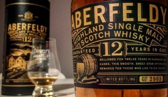 Aberfeldy 12 year scotch under 100 345x200 Simple Sips: The 17 Best Scotch Whiskies Under $100