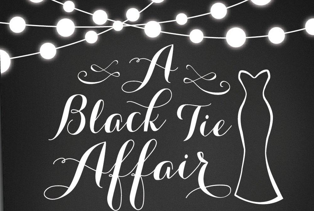 Black Tie Invitation – tuxedo vs suit
