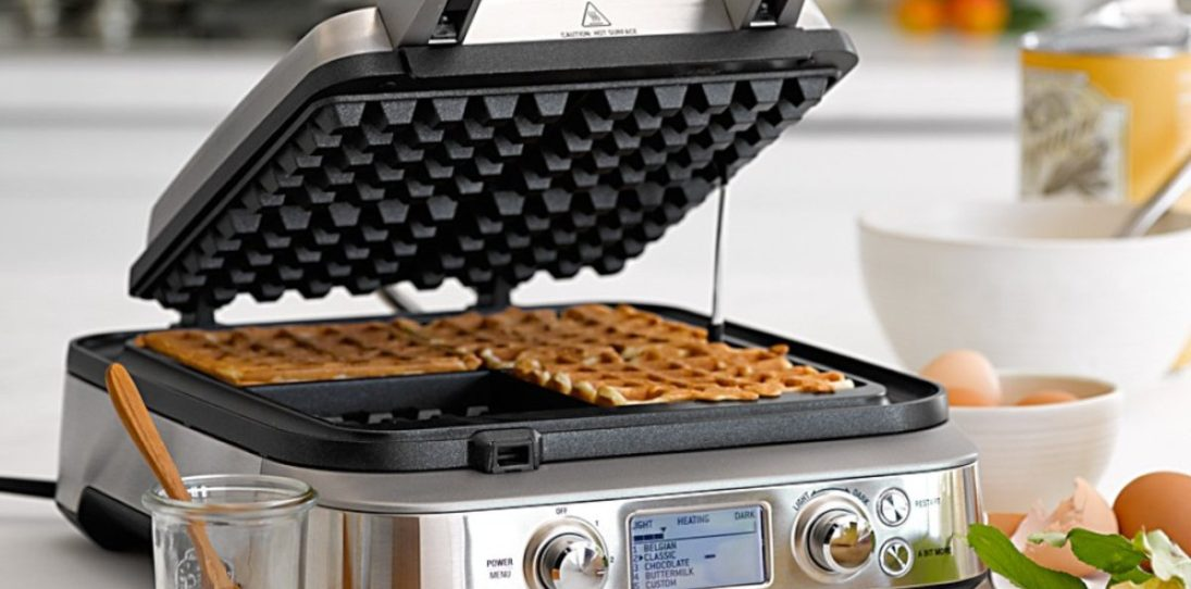 15 Most Wonderful Waffle Makers For Pressing Your Batter