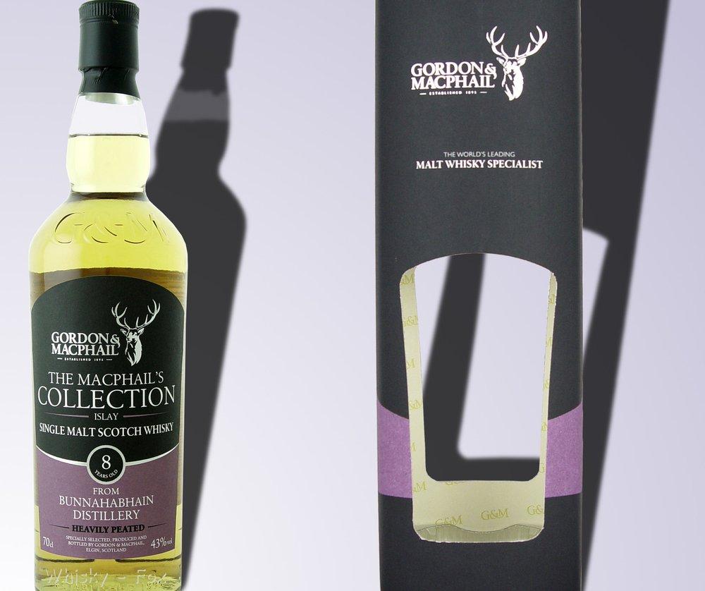 Bunnahabhain 8-year – scotch under $100