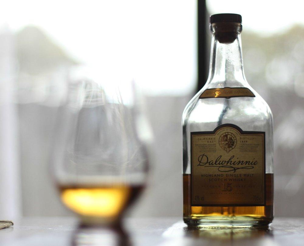 Dalwhinnie 15-year – scotch under $100