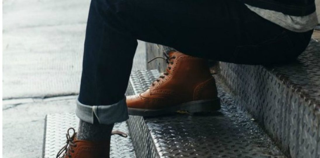 How to Wear Dress Shoes With Jeans: 12 Rules for Men