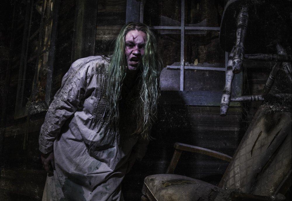 Dark Hour Haunted House