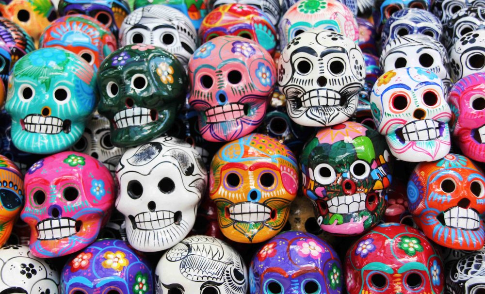 Day of the Dead – halloween tradition