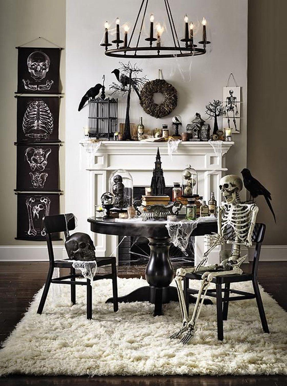 Dead Mans Party – halloween decorations