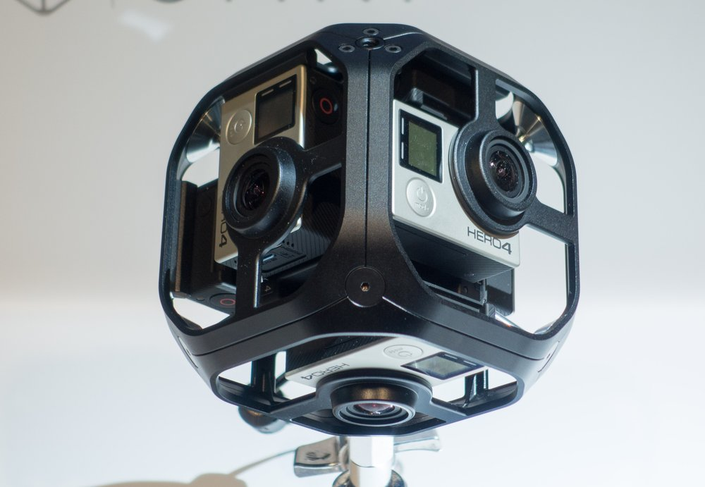 GoPro Omni – 360 camera