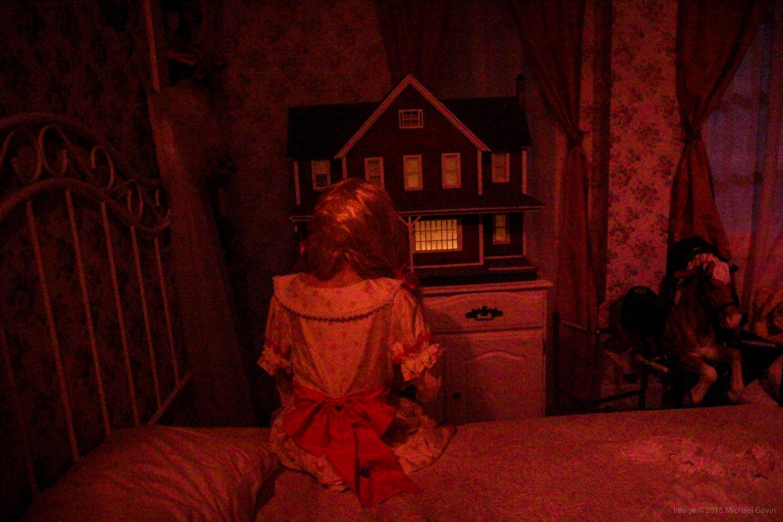 Halloween Horror Nights – haunted house