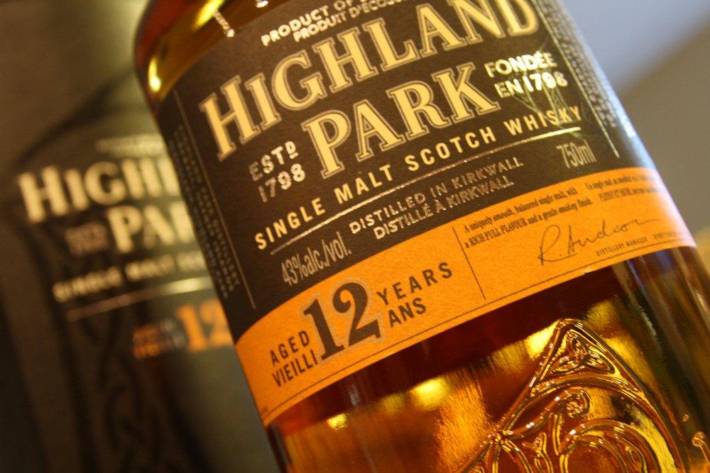 Highland Park 12-year – scotch under $100
