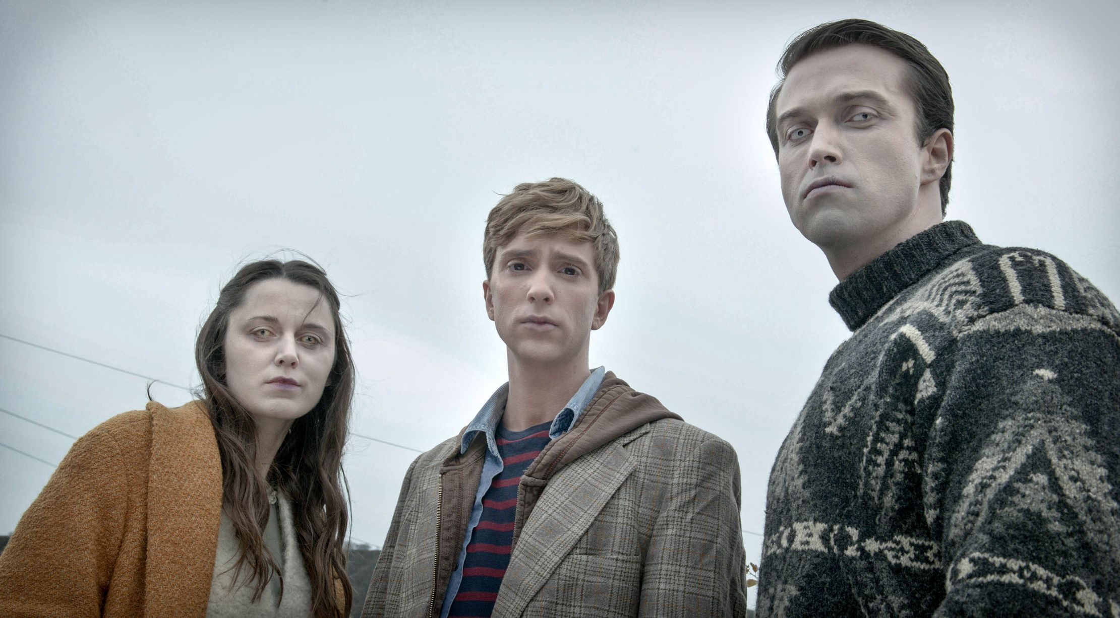 In the Flesh TV Show – walking dead alternative