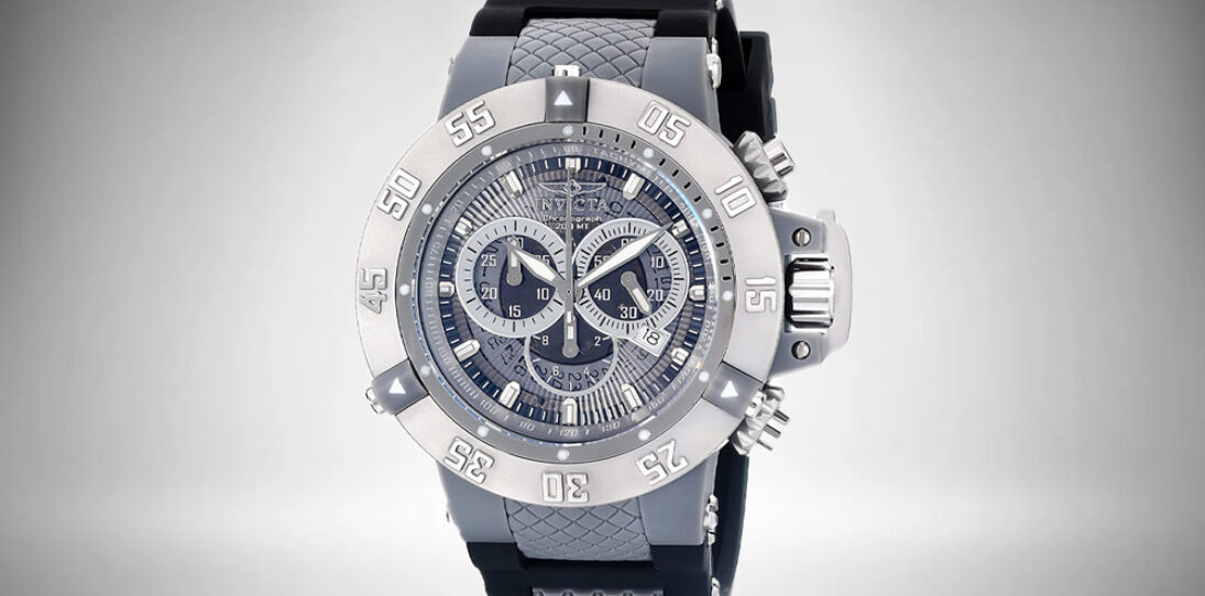 Invicta 0927 Anatomic Chronograph