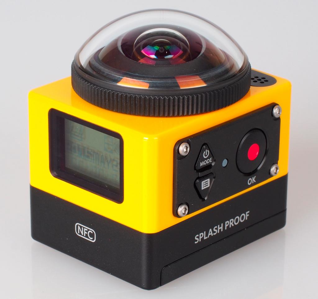 Kodak PIXPRO SP360 – 360 camera