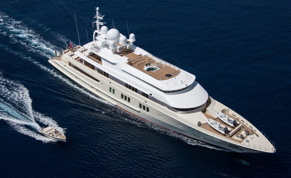 via Superyachts.com