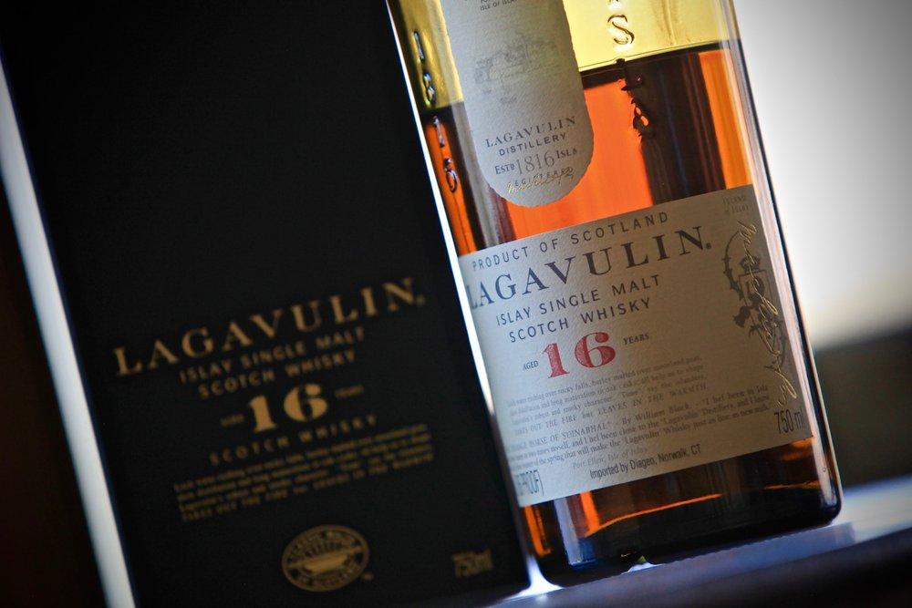 Lagavulin 16-year – scotch under $100