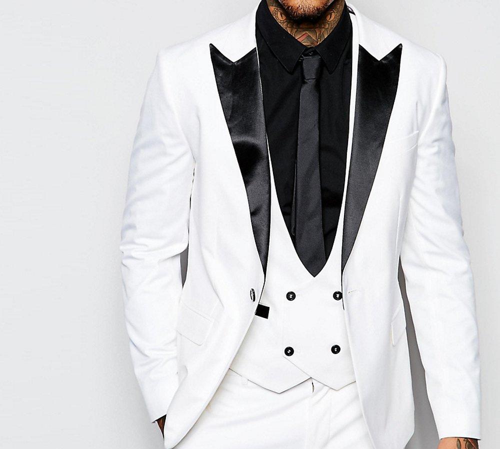 Lapels – tuxedo vs suit