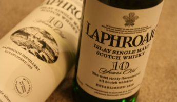 Laphroaig 10 year scotch under 100 345x200 Simple Sips: The 17 Best Scotch Whiskies Under $100
