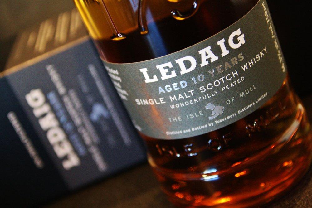Ledaig 10-year – scotch under $100