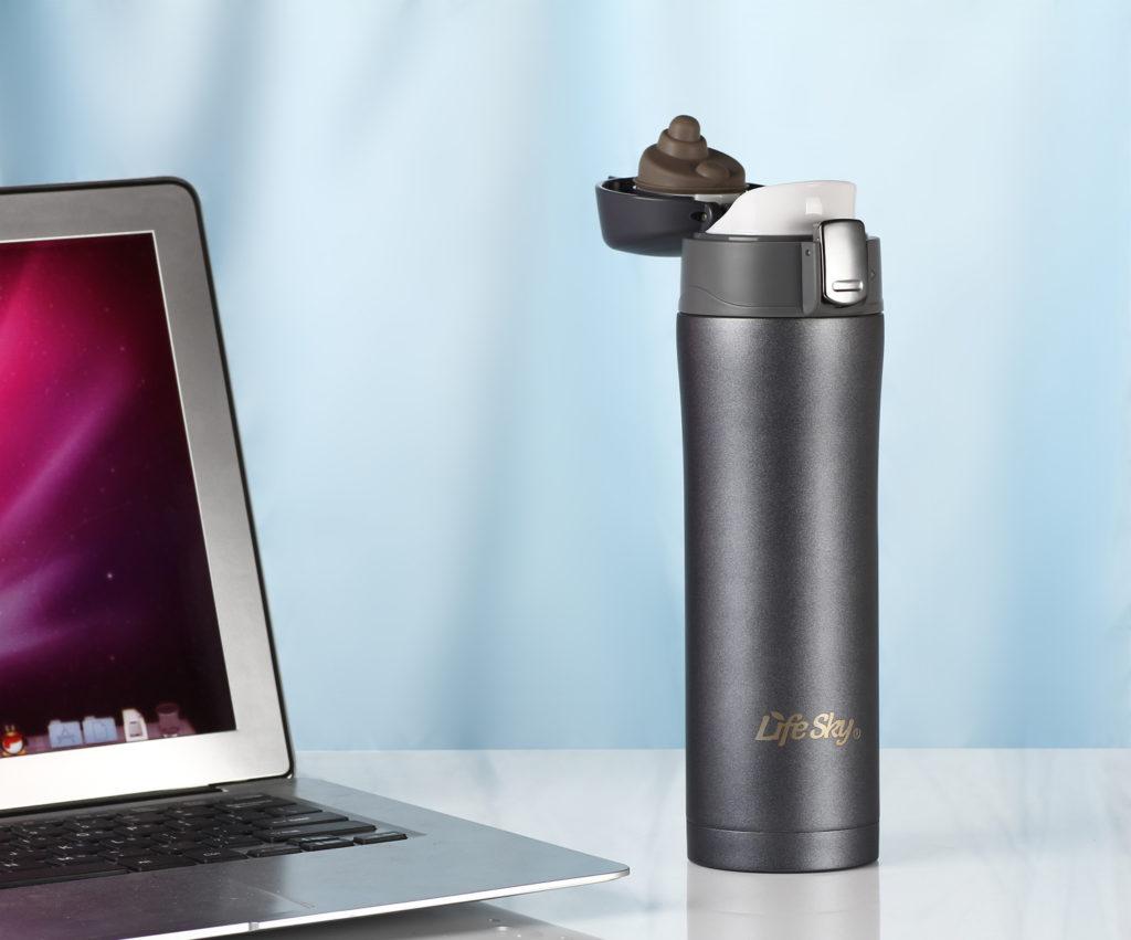 LifeSky Insulated Travel Coffee Mug