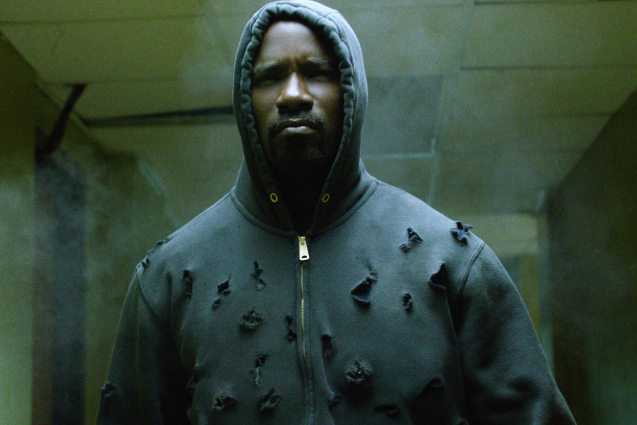 Luke Cage TV Show – walking dead alternative