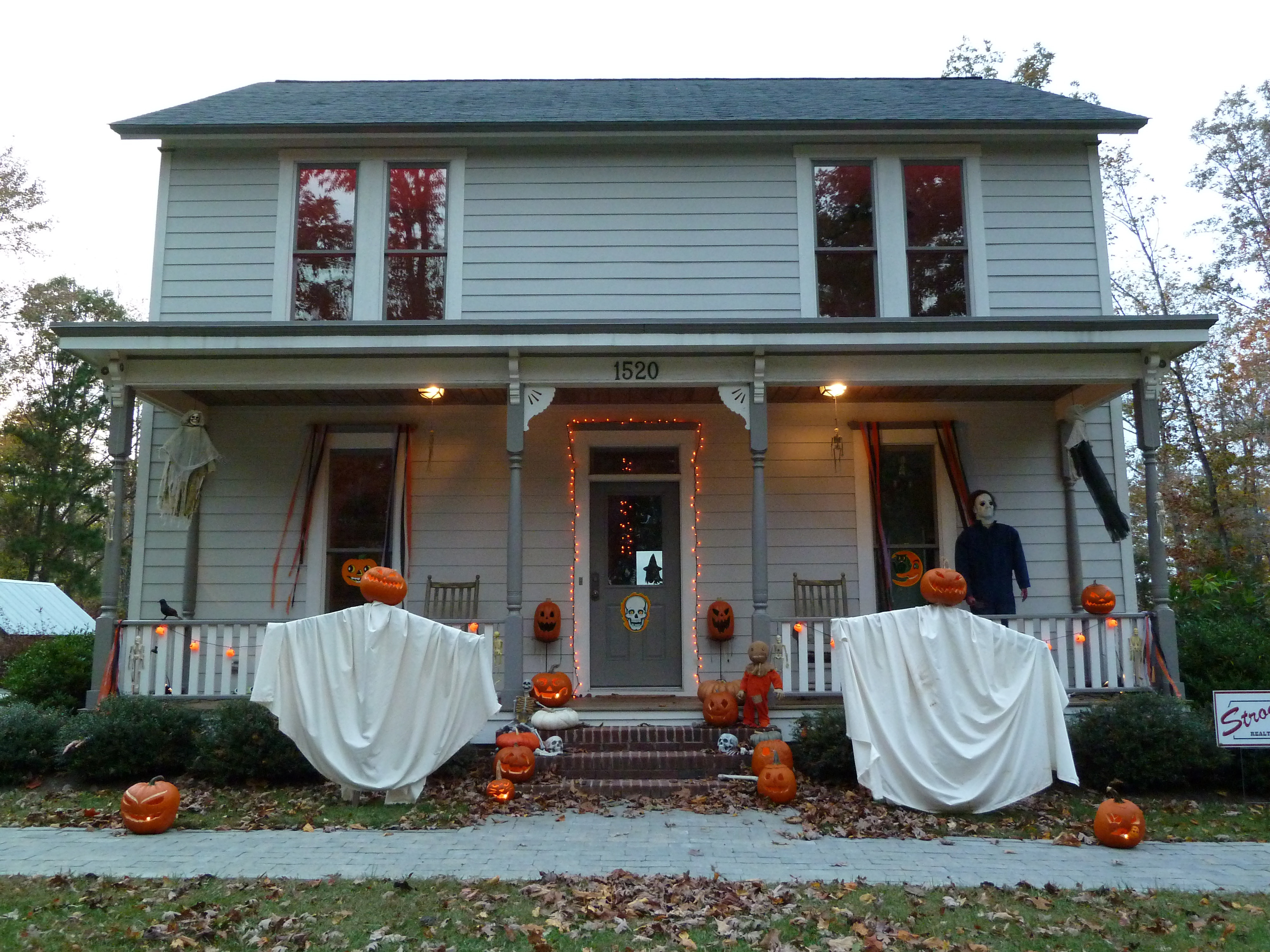 Myers House – inspired by movie