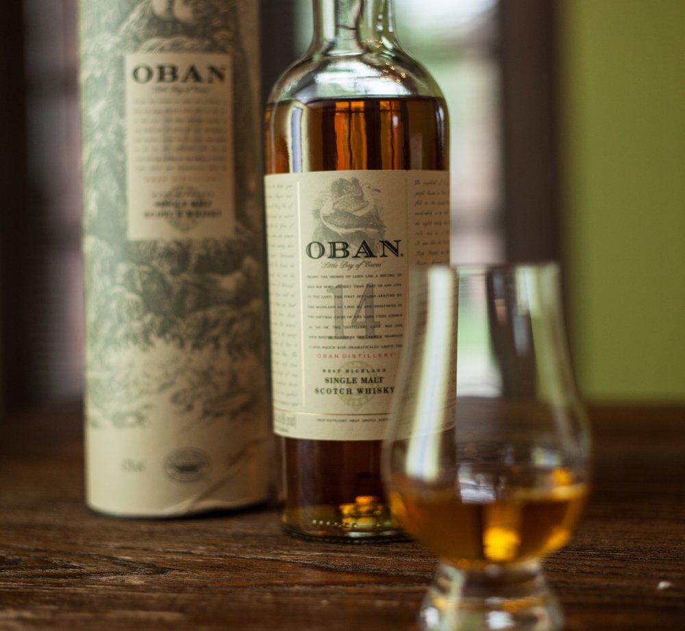 Oban 14-year – scotch under $100