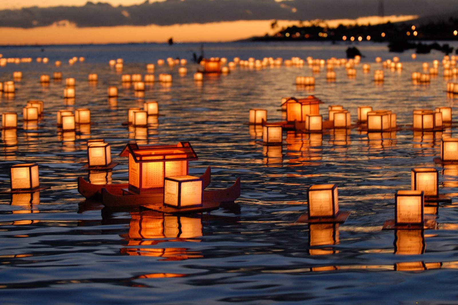 Obon – halloween tradition