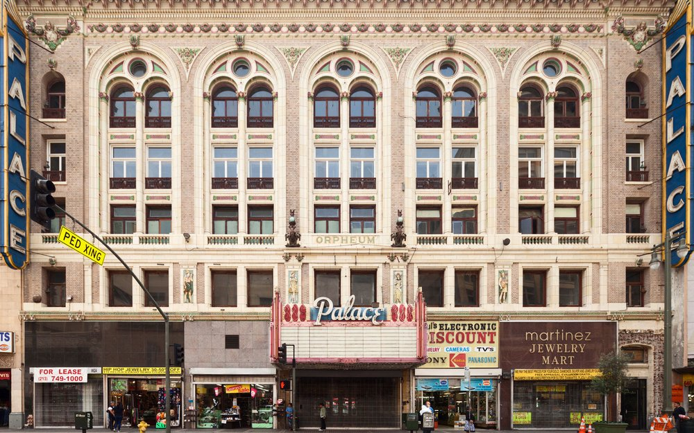 Palace Theatre Scandal – tv and film travel destination