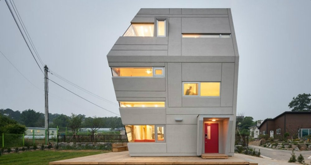 Sand Crawler Home – house inspired by movie