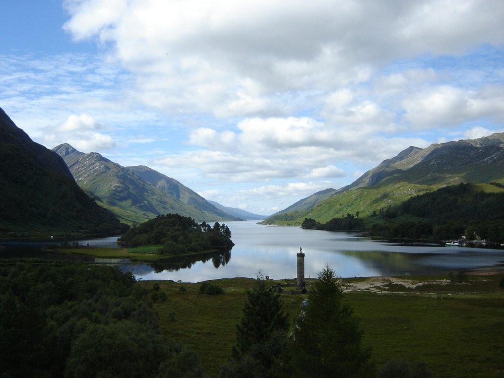 Scotland Braveheart – tv and film travel destination