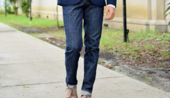 Best Shoes To Wear With Slim Jeans