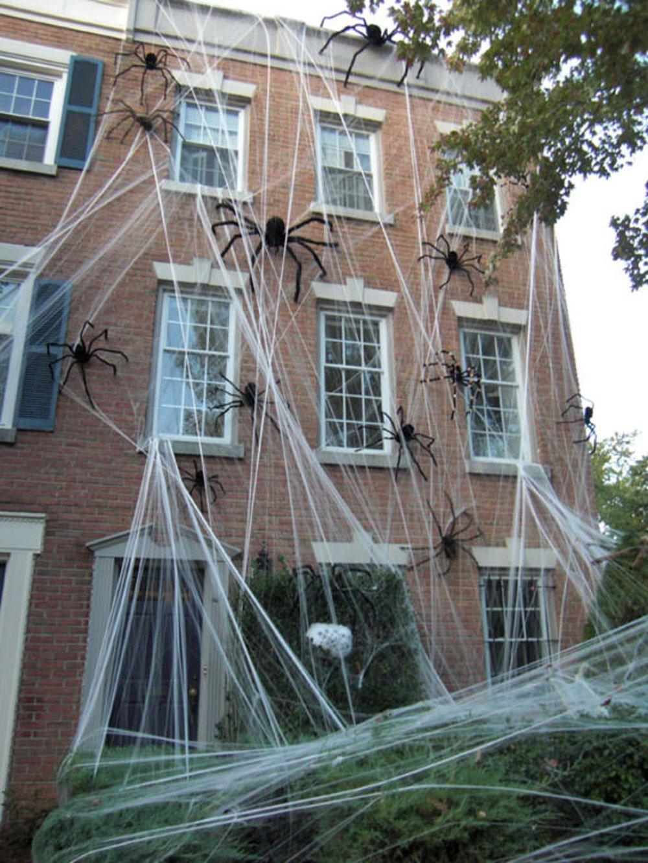 Spider Den – halloween decorations