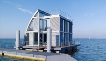 Surprising 16 Modern Floating Houses For Cool Lazy Pirates Download Free Architecture Designs Intelgarnamadebymaigaardcom