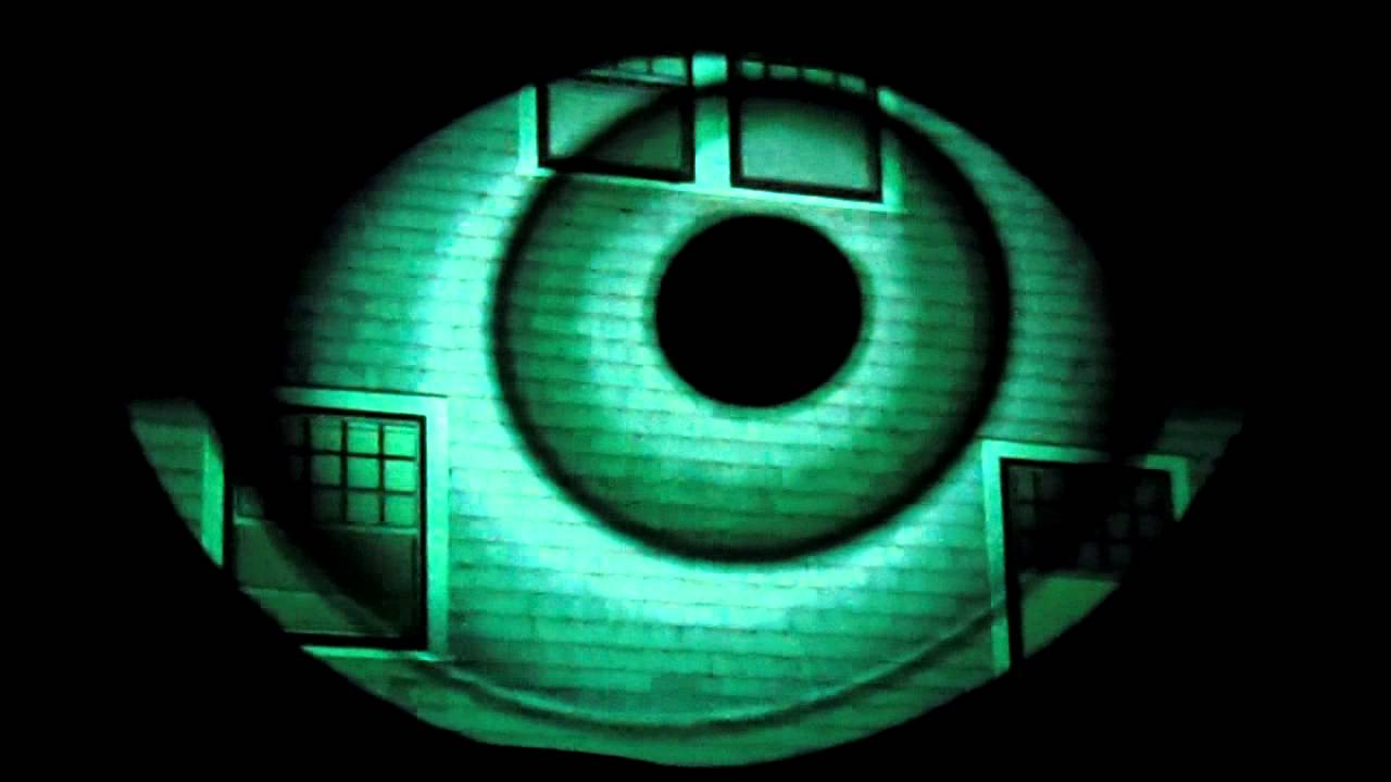 The All-Seeing Eye – halloween decorations
