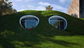 The Dune House hobbit home 345x200 Shire Inspired: 19 Hobbit Homes Worthy of Bag End