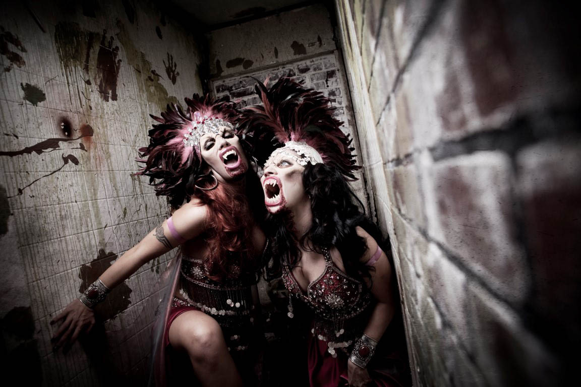 The Mortuary – haunted house