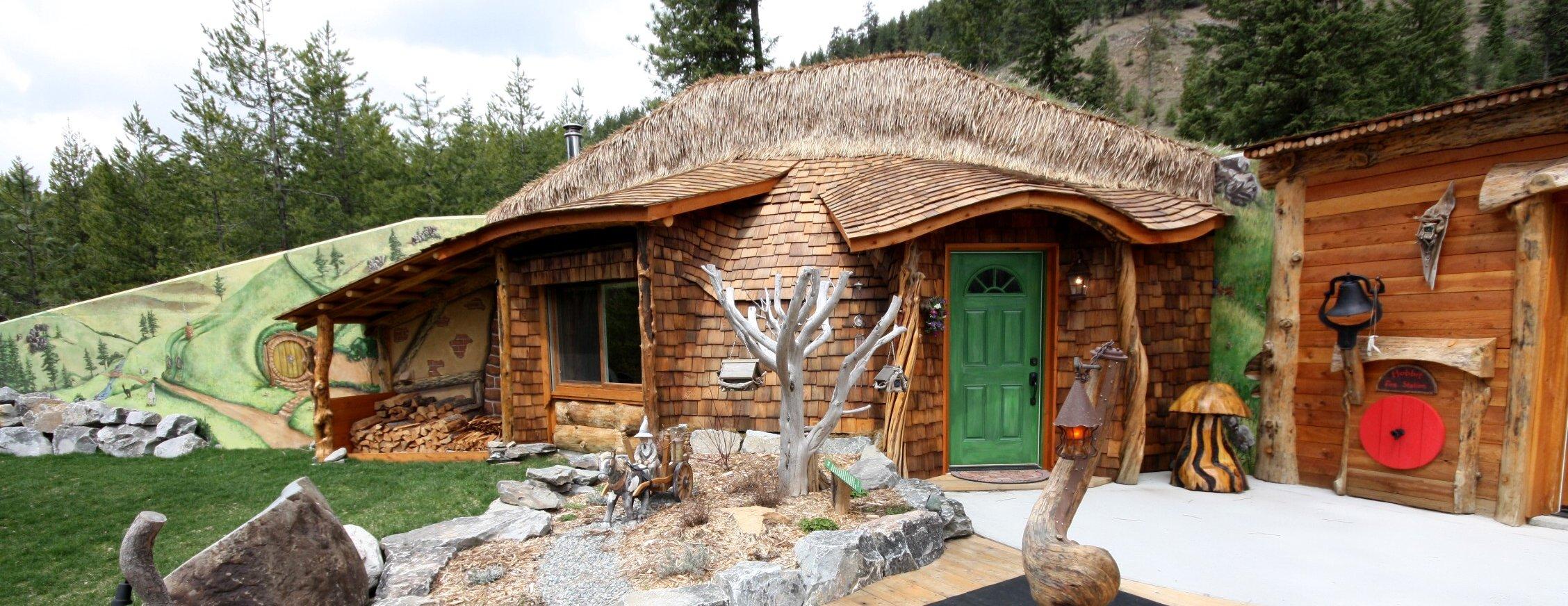 The Shire of Montana – hobbit home