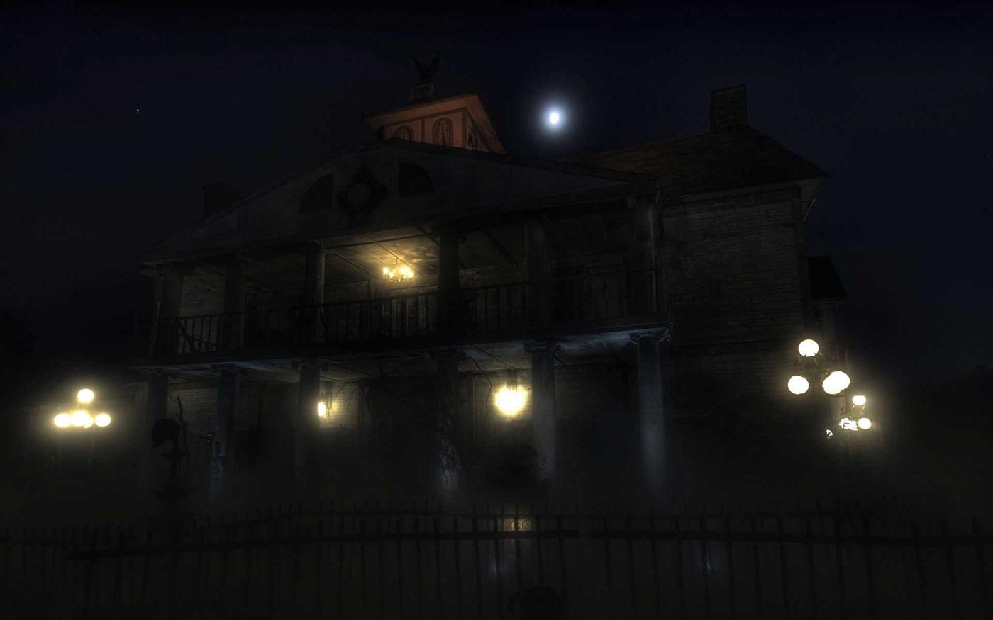 Thrillvania – haunted house