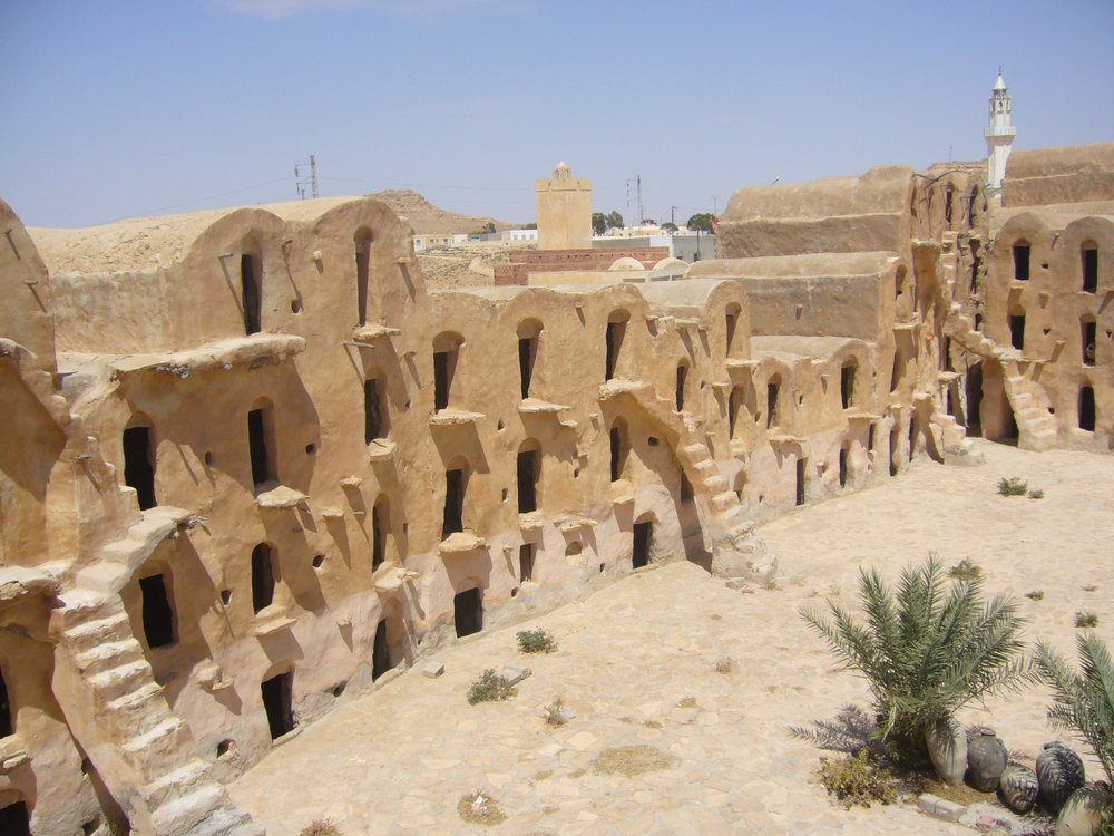 Tunisia Star Wars – tv and film travel destination