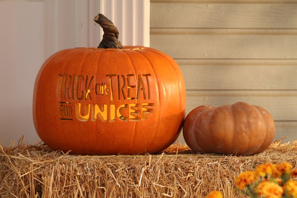 UNICEF Trick or Treating – halloween tradition