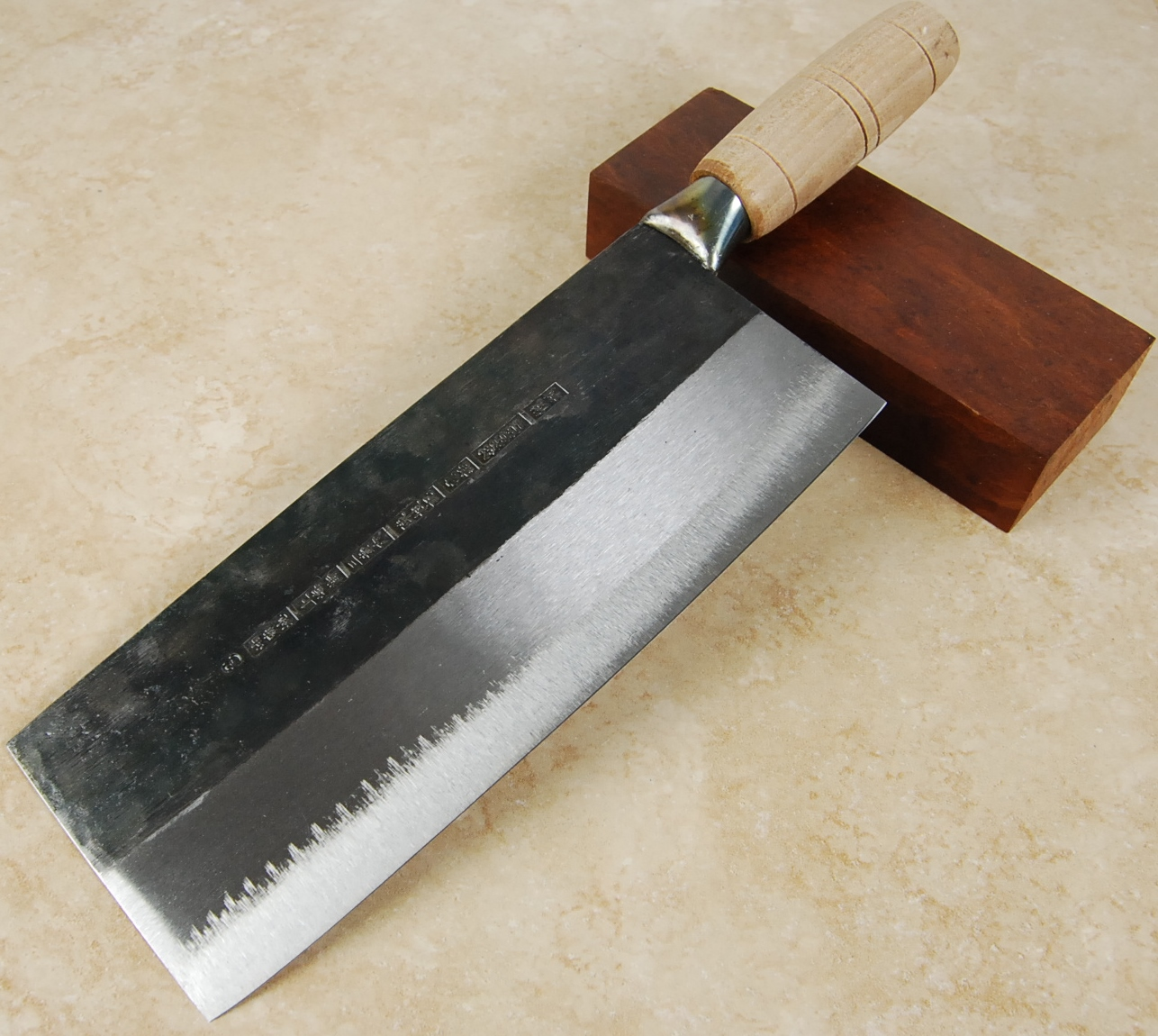 Vegetable Cleaver – kitchen knife