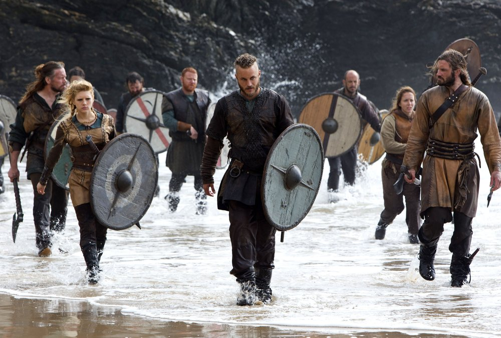 Vikings TV Show – walking dead alternative