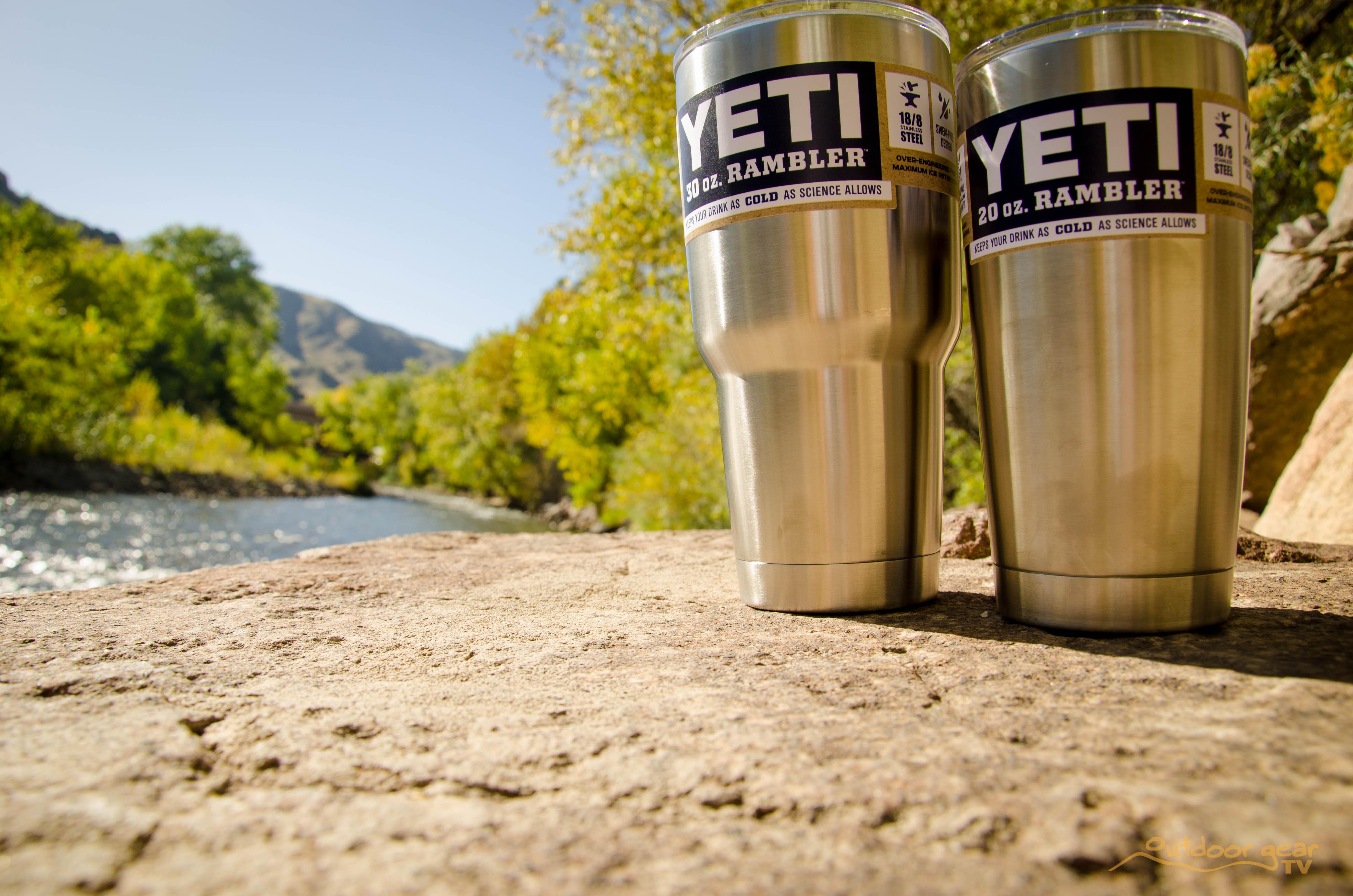 YETI Rambler Tumbler – travel mug