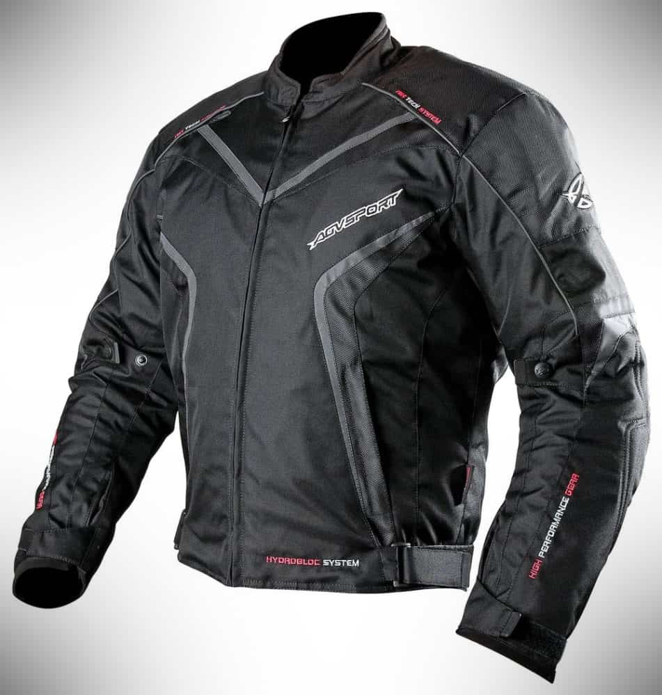 AGV Sport Sniper Motorcycle Jacket 951x999 Best Motorcycle Jackets for Cool Men (Review) in 2020