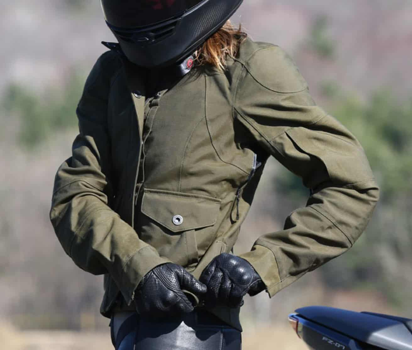 Aether Skyline Motorcycle Jacket