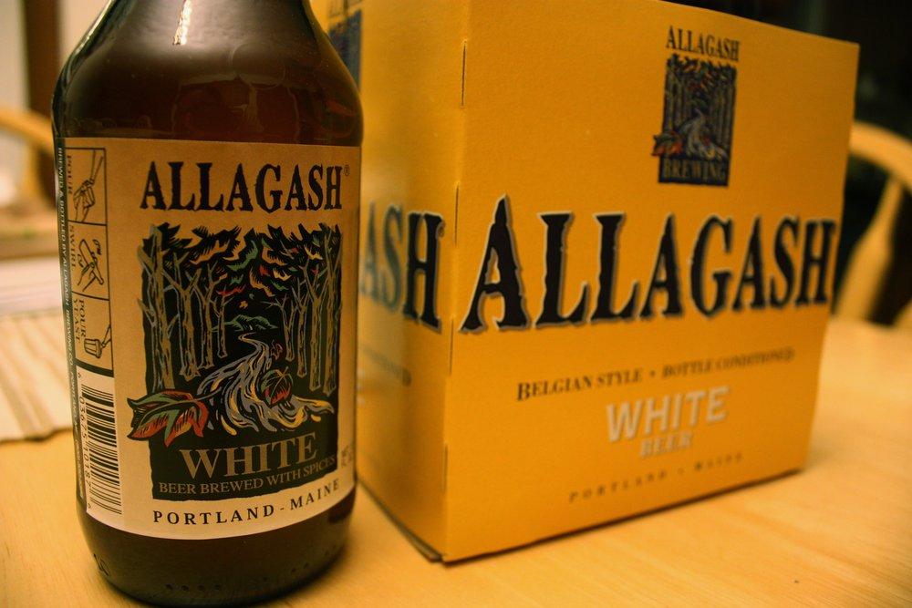 Allagash White – wheat beer
