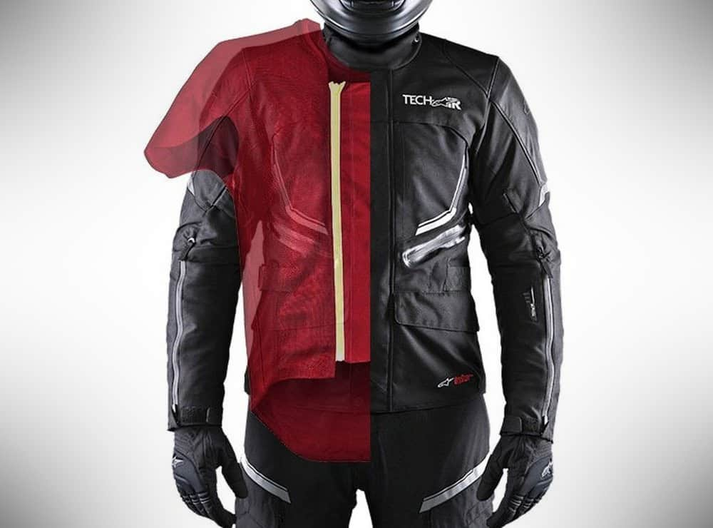 Alpinestars Tech Air – motorcycle jacket