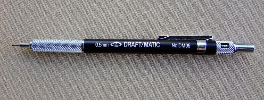Alvin Draft-Matic – mechanical pencil